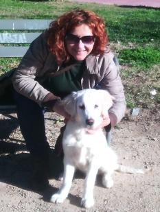 MAX y yo. MAdeLuz