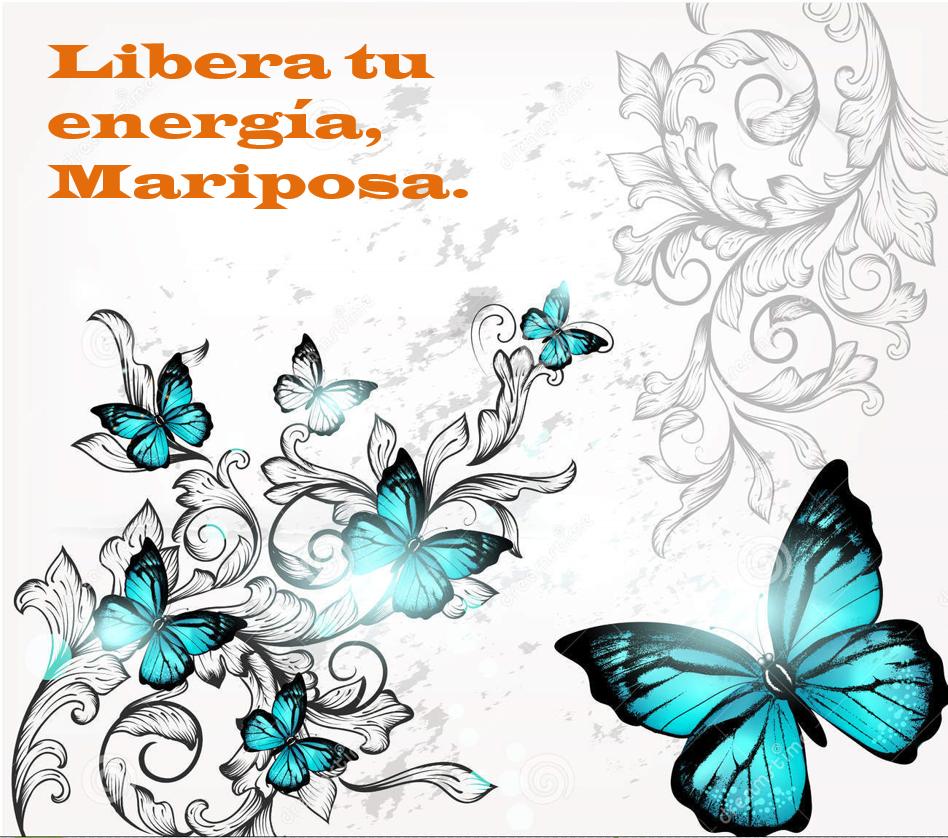 libera tu energía, mariposa. Mariposa Azul de Luz. imagen google.