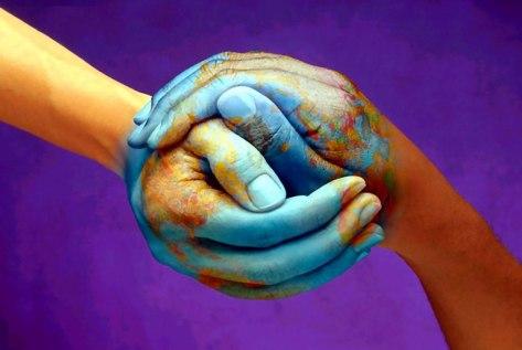 Compasión. Mariposa Azul de Luz.